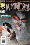Cover Thumbnail for Midnight Sons Unlimited (1993 series) #2 [Newsstand]