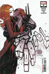 Cover Thumbnail for Deadpool (Marvel, 2020 series) #9 (324)