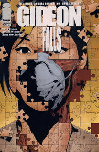 Cover Thumbnail for Gideon Falls (Image, 2018 series) #20 [Cover A by Andrea Sorrentino]