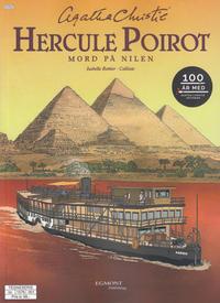 Cover Thumbnail for Hercule Poirot (Hjemmet / Egmont, 2019 series) #2 - Mord på Nilen