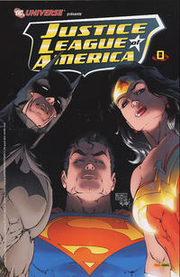 Cover Thumbnail for DC Universe (Panini France, 2005 series) #27 [fascicule]