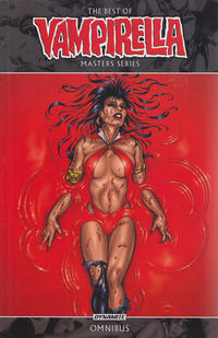 Cover Thumbnail for Best of Vampirella Masters Series Omnibus (Dynamite Entertainment, 2017 series)