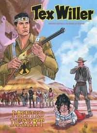 Cover Thumbnail for Tex Willer (HUM!, 2016 series) #4 - Painted Desert