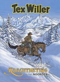 Cover Thumbnail for Tex Willer (HUM!, 2016 series) #3 - Krachtmeting in het Noorden