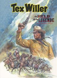 Cover Thumbnail for Tex Willer (HUM!, 2016 series) #2 - De held en de legende