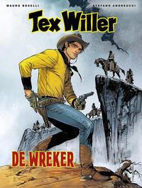 Cover Thumbnail for Tex Willer (HUM!, 2016 series) #5 - De wreker