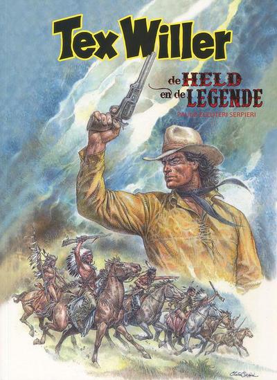Cover for Tex Willer (HUM!, 2016 series) #2 - De held en de legende