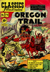 Cover for Classics Illustrated (Gilberton, 1947 series) #72 [HRN 121] - The Oregon Trail