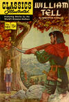 Cover for Classics Illustrated (Gilberton, 1947 series) #101 [HRN 158] - William Tell