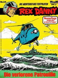 Cover Thumbnail for Rex Danny (Bastei Verlag, 1977 series) #24