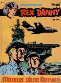 Cover Thumbnail for Rex Danny (Bastei Verlag, 1973 series) #2