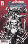 Cover Thumbnail for Savage Avengers (2019 series) #1 [Second Printing]