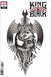 Cover Thumbnail for King in Black (2021 series) #1 [Ian Bederman Tattoo Cover]