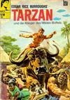 Cover for Tarzan (BSV - Williams, 1965 series) #1 [2. Auflage]