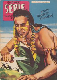 Cover Thumbnail for Seriemagasinet (Serieforlaget / Se-Bladene / Stabenfeldt, 1951 series) #1/1956 [8/1956]