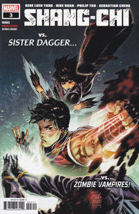 Cover Thumbnail for Shang-Chi (Marvel, 2020 series) #3