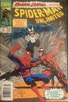 Cover for Spider-Man Unlimited (Marvel, 1993 series) #2 [Newsstand]