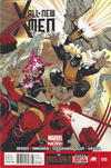 Cover for All-New X-Men (Marvel, 2013 series) #10 [Newsstand]