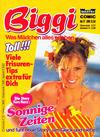 Cover for Biggi (Bastei Verlag, 1983 series) #17