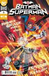 Cover for Batman / Superman (DC, 2019 series) #15 [David Marquez Cover]