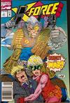 Cover for X-Force (Marvel, 1991 series) #7 [Australian]