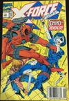 Cover for X-Force (Marvel, 1991 series) #11 [Australian]
