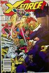 Cover for X-Force (Marvel, 1991 series) #14 [Australian]