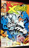 Cover for X-Force (Marvel, 1991 series) #17 [Australian]