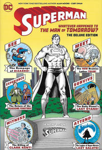 Cover Thumbnail for Superman: Whatever Happened to the Man of Tomorrow? The Deluxe Edition (2020 Edition) (DC, 2020 series)