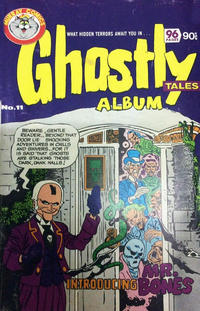 Cover Thumbnail for Ghostly Tales Album (K. G. Murray, 1980 series) #11