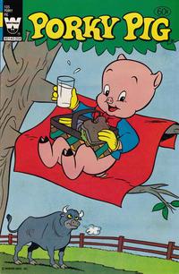 Cover Thumbnail for Porky Pig (Western, 1965 series) #105 [White Whitman Logo]