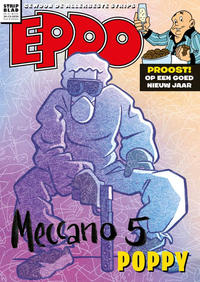 Cover Thumbnail for Eppo Stripblad (Uitgeverij L, 2018 series) #26/2020