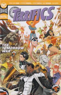 Cover Thumbnail for The Terrifics (DC, 2018 series) #4 - The Tomorrow War