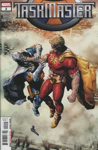 Cover Thumbnail for Taskmaster (Marvel, 2021 series) #2