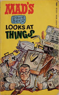 Cover Thumbnail for Mad's Dave Berg Looks at Things (New American Library, 1967 series) #P3718