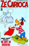 Cover for Zé Carioca (Editora Abril, 1961 series) #973
