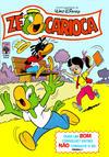 Cover for Zé Carioca (Editora Abril, 1961 series) #1595