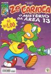 Cover for Zé Carioca (Editora Abril, 1961 series) #2151