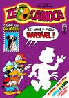 Cover for Zé Carioca (Editora Abril, 1961 series) #1705