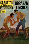 Cover for Classics Illustrated (Gilberton, 1947 series) #142 [HRN 158] - Abraham Lincoln