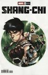 Cover for Shang-Chi (Marvel, 2020 series) #1 [Dike Ruan]