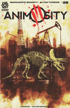Cover for Animosity (AfterShock, 2016 series) #28