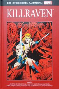 Cover Thumbnail for Marvel - Die Superhelden-Sammlung (Hachette [DE], 2017 series) #90 - Killraven
