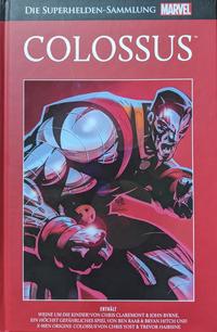 Cover Thumbnail for Marvel - Die Superhelden-Sammlung (Hachette [DE], 2017 series) #86 - Colossus