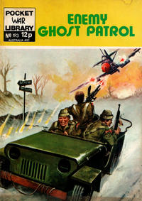 Cover Thumbnail for Pocket War Library (Thorpe & Porter, 1971 series) #193