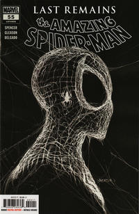 Cover for Amazing Spider-Man (Marvel, 2018 series) #55 (856) [Third Printing]