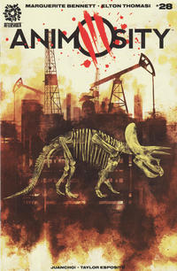 Cover Thumbnail for Animosity (AfterShock, 2016 series) #28