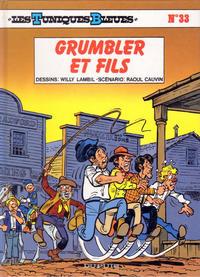Cover Thumbnail for Les Tuniques Bleues (Dupuis, 1972 series) #33 - Grumbler et fils