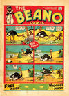 Cover for The Beano Comic (D.C. Thomson, 1938 series) #1