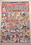 Cover for The Beano Comic (D.C. Thomson, 1938 series) #280